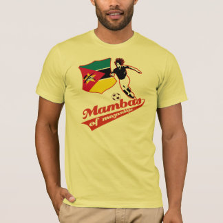 Mambas de la Mozambique T-shirt