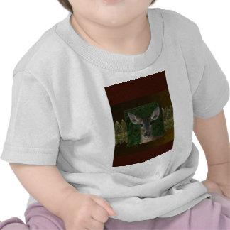 Mammifère sauvage animal d'agriculteur de zoo de t-shirt