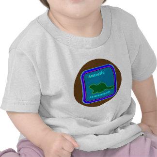 Mammifères aquatiques - amants de nature préférés t-shirt