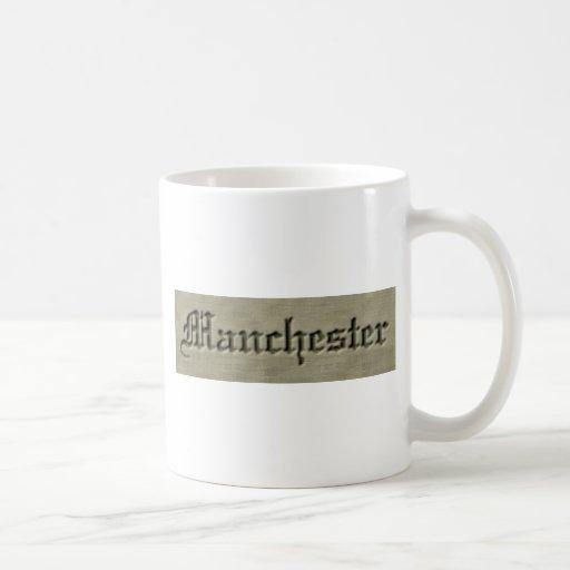 Manchester Cie. Mugs À Café