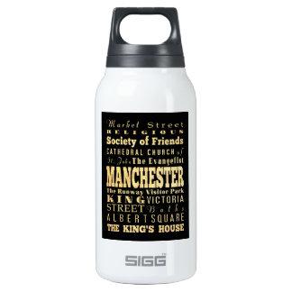 Manchester City d'art de typographie du