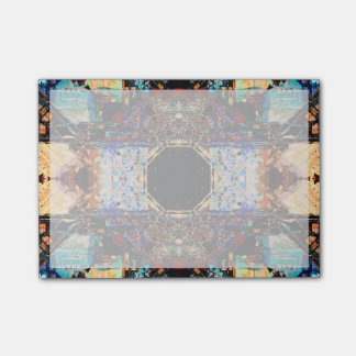 Mandala abstrait de fractale