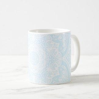 Mandala arctique mug