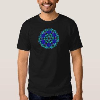 Mandala cosmique de vision t-shirts