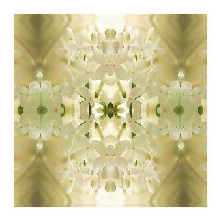 """Mandala """"de bouquet de fleur"""" toiles"""
