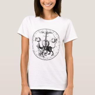 Mandala de Cabala T-shirt