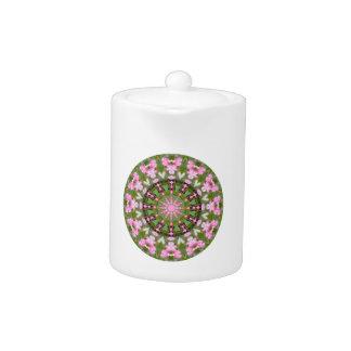 Mandala de fleur, défenseurs de la veuve et de