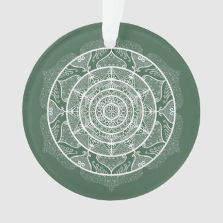 Mandala de forêt