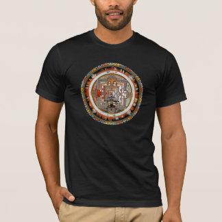 Mandala de Kalachakra T-shirt