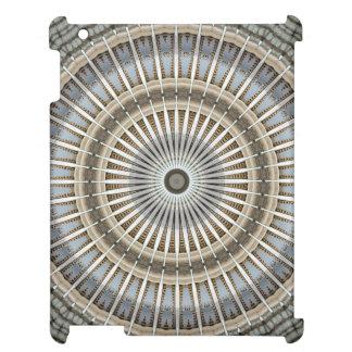 Mandala de kaléidoscope à Vienne : Motif 220,4 Coque Pour iPad