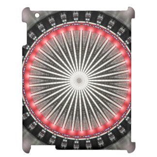 Mandala de kaléidoscope à Vienne : Motif de HBF Coques Pour iPad