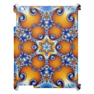 Mandala de la vie d'océan coques iPad