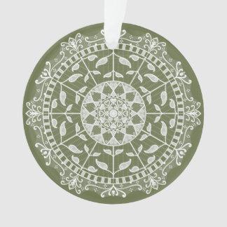 Mandala de mousse