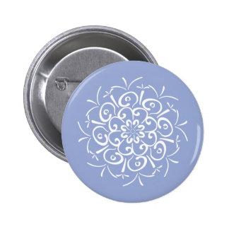 Mandala de myrtille pin's