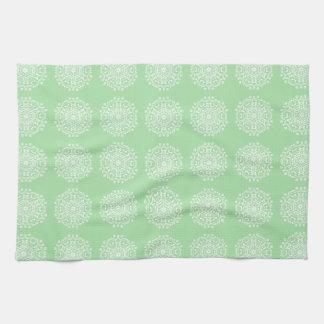 Mandala de Seafoam Serviettes Éponge