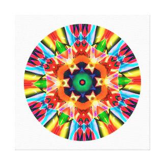 Mandala décoratif toiles