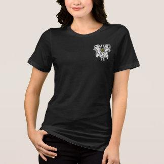 mandala et maori t-shirt