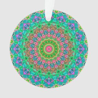 Mandala géométrique G18 d'ornement acrylique