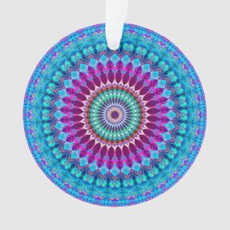 Mandala géométrique G382 d'ornement acrylique