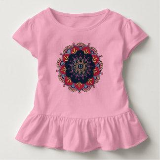 Mandala indien t-shirt pour les tous petits