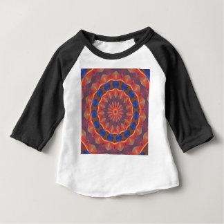 Mandala infini de diversités t-shirt pour bébé