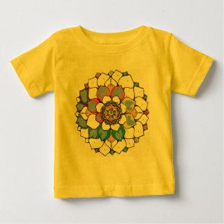 mandala t-shirt pour bébé