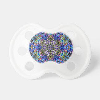 Mandala taré de ballons tétine