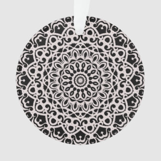 Mandala tribal G385 d'ornement acrylique