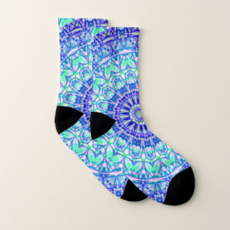 Mandala tribal G389 de chaussettes