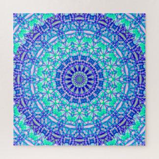 Mandala tribal G389 de puzzle