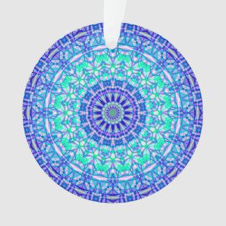 Mandala tribal G389 d'ornement acrylique