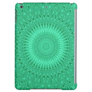 Mandala vert 2