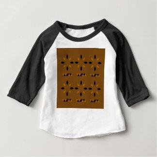Mandalas arabes mystiques t-shirt pour bébé