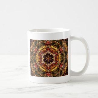Mandalas du coeur de la liberté 17 cadeaux mug