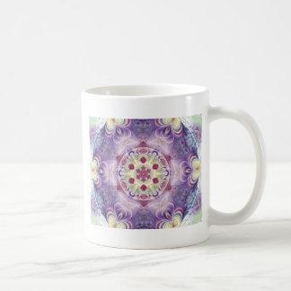 Mandalas du coeur de la liberté 18 cadeaux mug