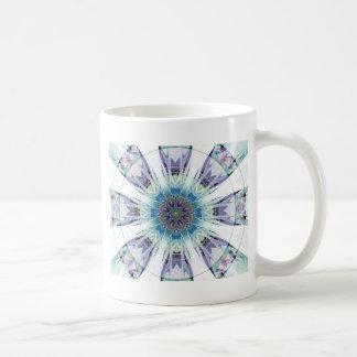 Mandalas du coeur de la liberté 19 cadeaux mug