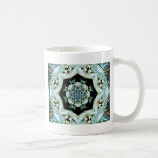 Mandalas du coeur de la liberté 21 cadeaux mug