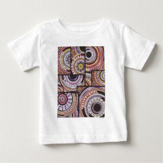 Mandalas GraphiZen T-shirt Pour Bébé