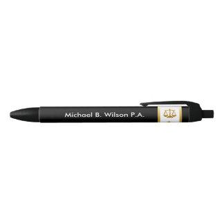 Mandataire chique promotionnelle crayon noir