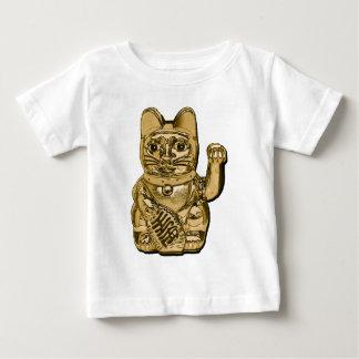 Maneki d'or Neko T-shirt Pour Bébé