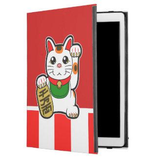"Maneki Neko : Chat chanceux japonais iPad Pro 12.9"" Case"