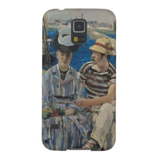 Manet   Argenteuil, 1874 Coques Galaxy S5