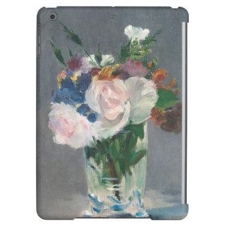Manet | fleurit dans un vase en cristal, c.1882
