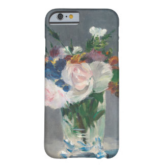 Manet | fleurit dans un vase en cristal, c.1882 coque iPhone 6 barely there