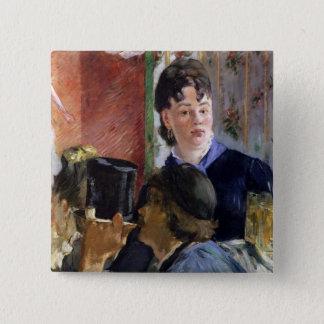 Manet | La Serveuse de Bocks, 1878-79 Badge