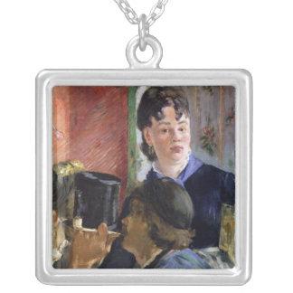 Manet | La Serveuse de Bocks, 1878-79 Collier