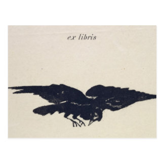 Manet | Le Corbeau, 1875 Carte Postale