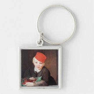 Manet | le garçon avec les cerises, 1859 porte-clés