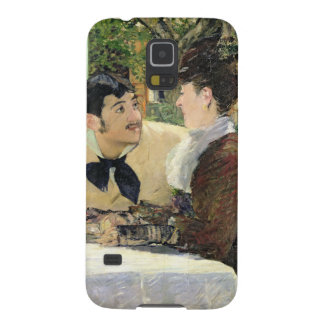 Manet   le jardin de Pere Lathuille, 1879 Coque Galaxy S5