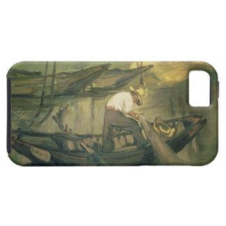 Manet   le pêcheur, c.1861 coque iPhone 5